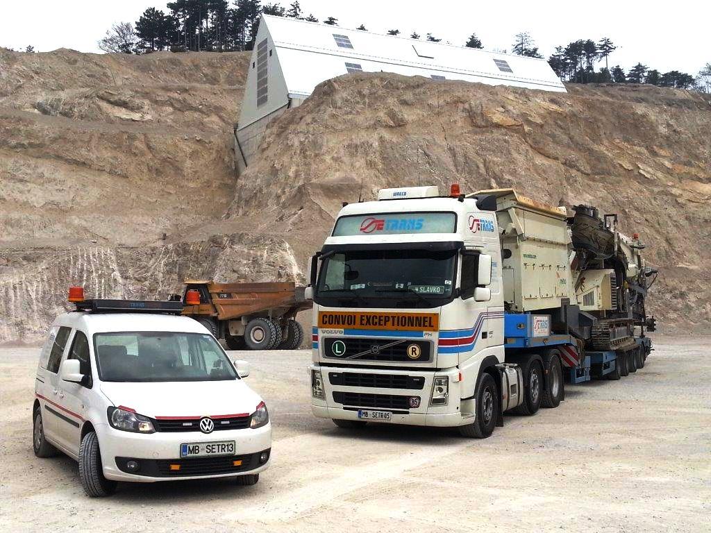 Sondertransporte