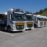 SETRANS D.O.O. Vehicle fleet
