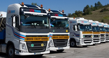 SETRANS Tovornjaki